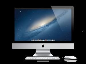 iMac avec disque dur Seagate 1 To